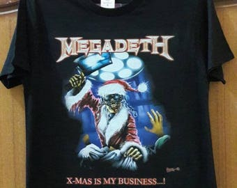 Megadeth - Christmas Is My Business...!