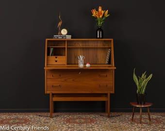 TEAK Secretary, made in Denmark, 60s, vintage (707046)