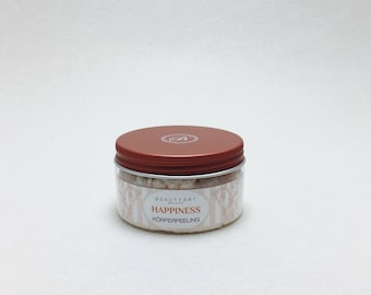 HAPPINESS body scrub Sea buckthorn * Special Edition *.