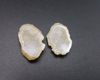 Micro Tabasco Geodes - Golden Sand