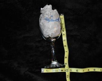 Great White Shark Wine Glass
