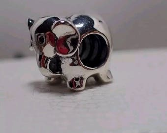 Sterling Silver Lucky Elephant/New/s925
