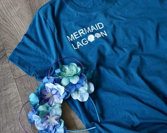 Mermaid Lagoon Tee Shirt