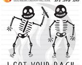 I Got Your Back Funny Ske...