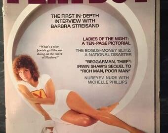 Playboy Magazine - October 1977