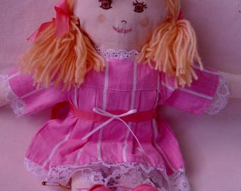 "Rag doll ""Louise"""