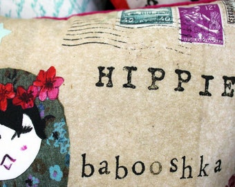 Cushion Hippie Babooshka