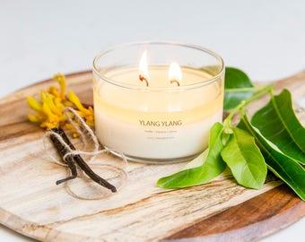 Ylang Ylang Soy Candle