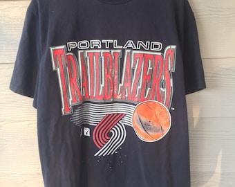 Vintage Portland Trailblazers T-shirt