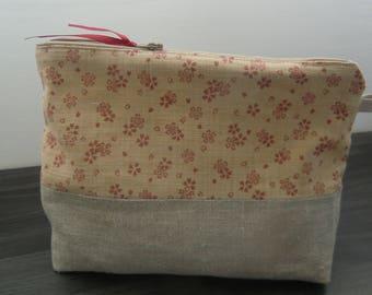 MAKEUP Kit sakura flowers