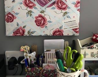 Fabric Memo Photo Message Pin Board Emma Bridgewater Designs