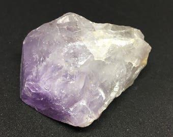 Raw Amethyst Crystal Points