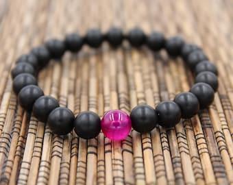 Hidden Rose - Beaded Bracelet