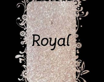 Pure and Natural Eyeshadow/Highlighter *ROYAL* Super buildable/blendable 100% Silk and Pearl Infused - Free Samples With All Orders