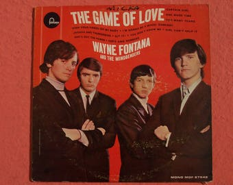 Wayne Fontana and the Mindbenders, The Game of Love