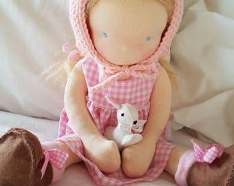 Anthroposophical Doll Girl