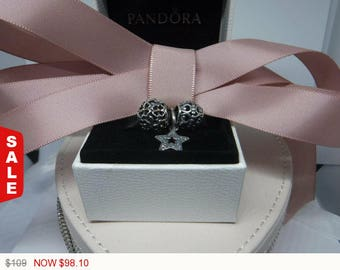 Authentic Pandora Charms Three Charm Gift Set