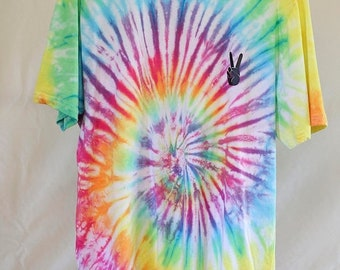 25% OFF ENTIRE SHOP Adult Size 3Xl - Ready To Ship - Unisex - Festival - Tie Dyed - T-shirt - 100 Percent Cotton - Free Shipping within Aus
