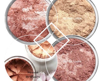 Mineral Bronzers 20ml