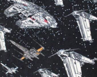 Star Wars The Last Jedi Printed Fleece Tied Blanket