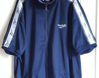 Vintage 90s Reebok Sport jacket size L like new.