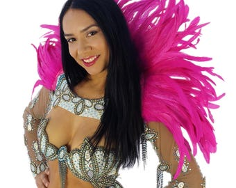 Carnival Feather Collars - CL-Carnival