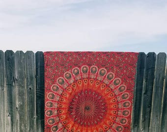 Wall tapestries, Wall hanging, Boho Bedroom Decor, Bohemian tapestry- Bohemian Handicrafts, mandala tapestry, dorm room, bedroom mandala
