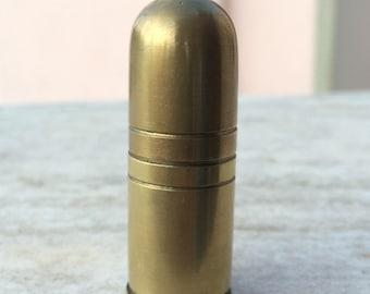 Antique Bullet Shaped Lighter