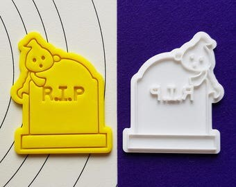 RIP Cookie Cutter and Stamp