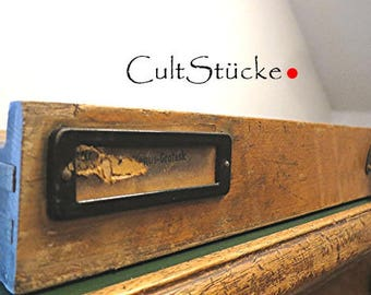 Vintage wash of letterpress wood (10)