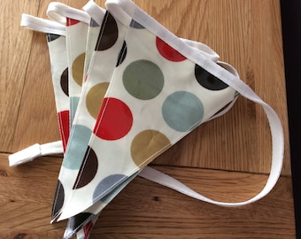 Waterproof bunting