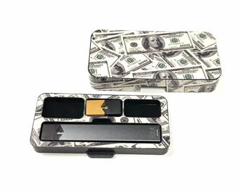 JUUL Vape travel case Benjamins design