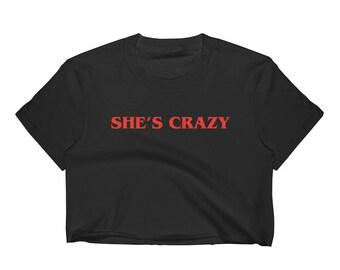 Stranger Things Fan Women's Crop Top