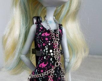Monster High Fashion Doll Torso Harness