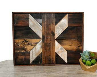 Exceptionnel Rustic Wall Art, Reclaimed Wood Wall Art, Barn Wood Wall Art, Modern  Reclaimed