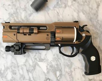 Fatebringer Hand Cannon - Destiny 3D printed