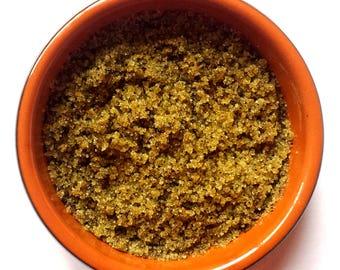 Green Tea Matcha Scrub. Tea Exfoliating Body Polish. Organic Green Tea Scrub. Matcha Scrub. Matcha Tea. Tea Face And Body Scrub
