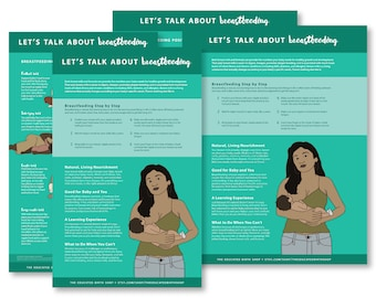Let's Talk About Breastfeeding - BASIC USE LICENSE