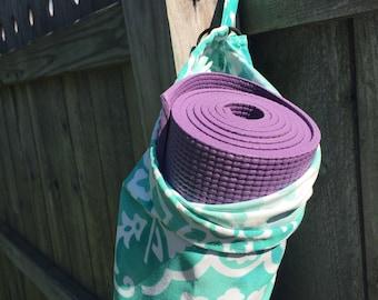 Custum Yoga Mat Bag - Yoga Bag - Yoga Mat - Custom Bag - Yogi - Yoga gifts - Pilates Mat - Pilates Bag - Pilates Mat Bag