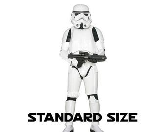 SPECIAL OFFER Star Wars Stormtrooper Costume Armour with Accessories and Ready to Wear - Original Replica - A New Hope - Standard Size