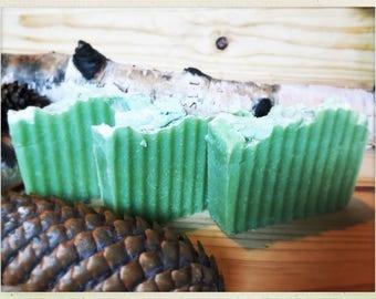 All Natural Lemongrass soap