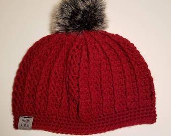Women's crochet hat