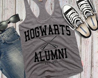 HOGWARTS ALUMNI - Harry Potter- Cute Iron on Transfer Printable