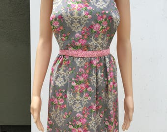 Apron for Rose Lovers