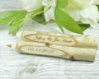 Wedding Guest Book Pen - Rustic Wedding - Shabby Chic Wedding - Sola Flower Pen - Wedding Pen - Flower Pen - Wedding Pencil - Pens - Gift
