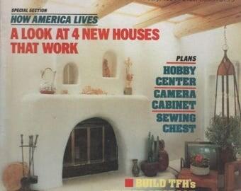 S The Family HANDYMAN Magazine February 1984 Whole House Repair Manual