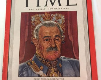 Time Magazine from July 16, 1945