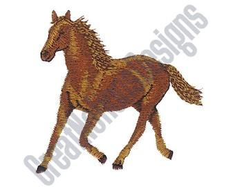 Small Horse - Machine Embroidery Design