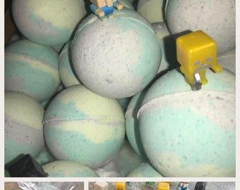 Minecraft bath bomb!