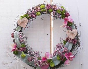 Wall wreath * Diana *.